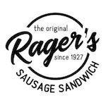 Rager's Original Sausage Sandwich