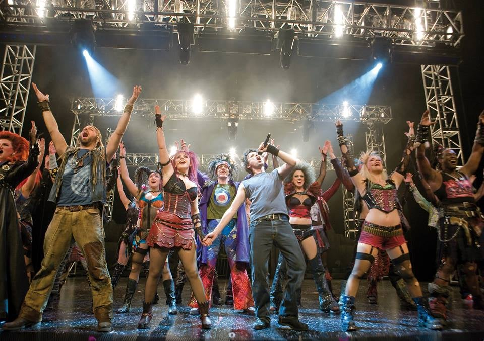 We Will Rock You-Queen Show | Niswonger Performing Arts Center