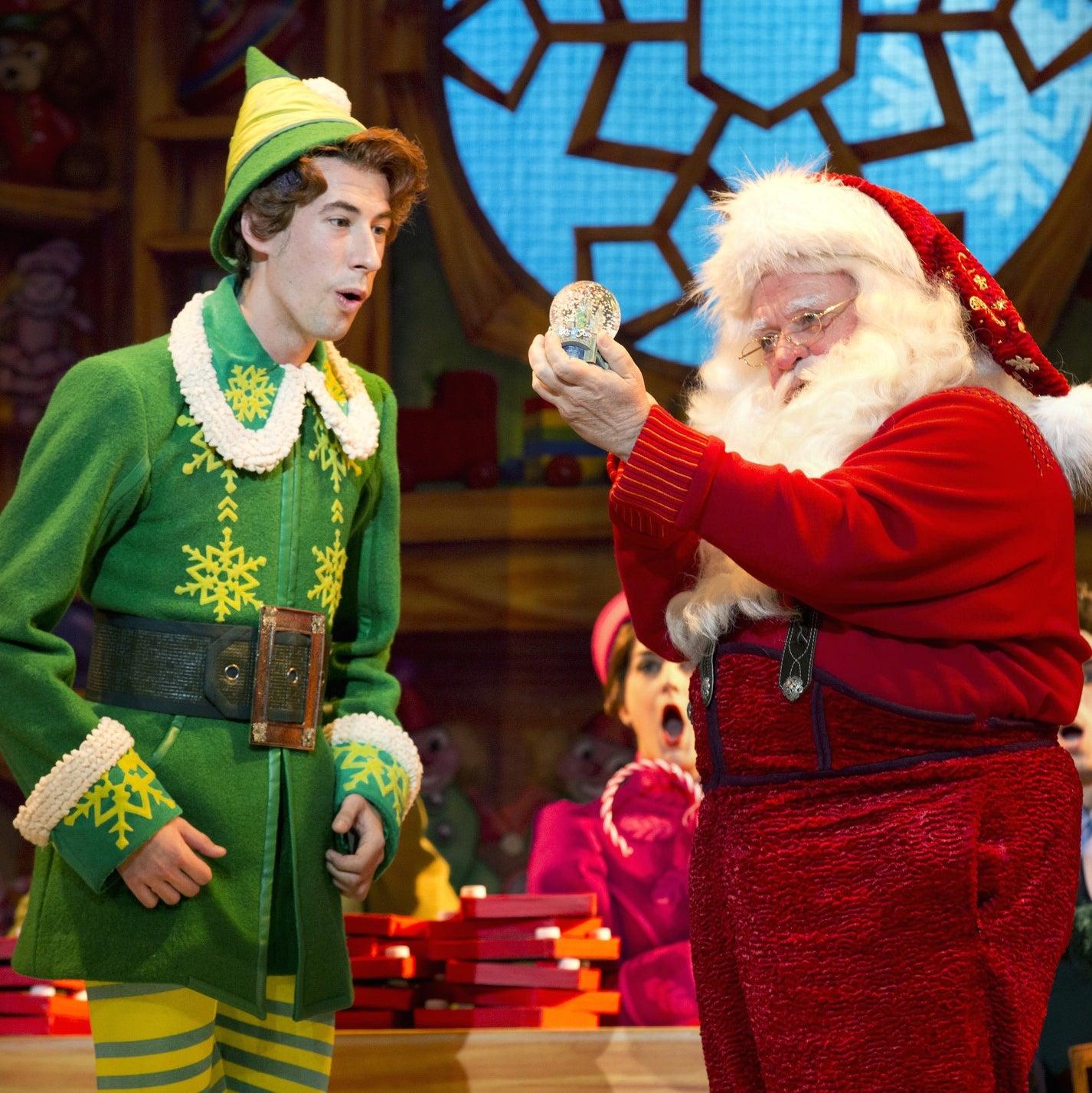Elf The Musical  Tour Reviews