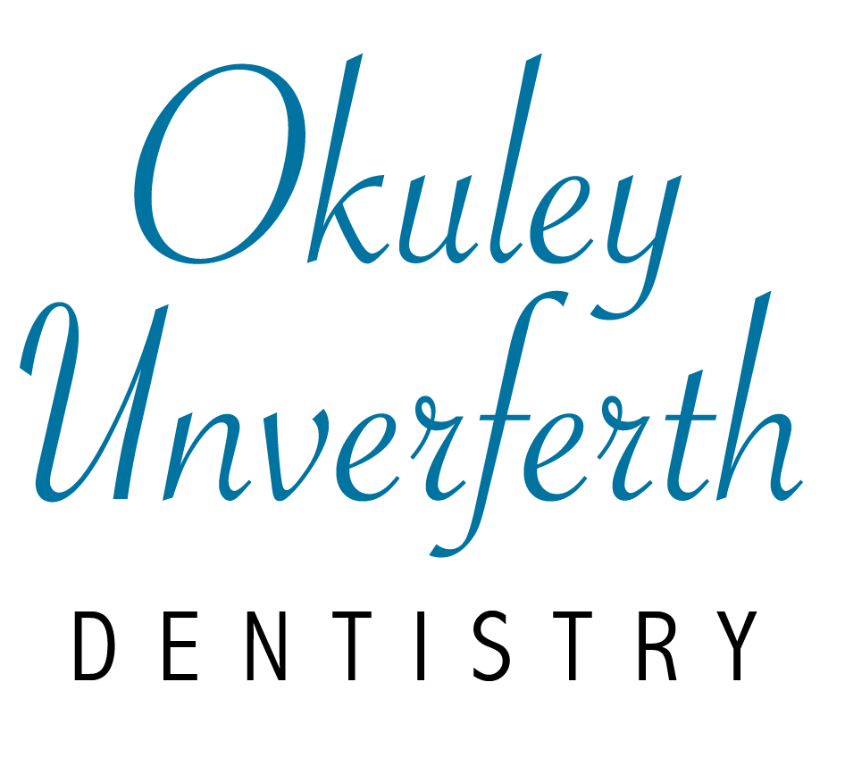 Okuley Unverferth Dentistry logo.png